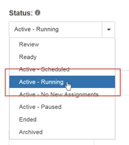 Image Swap Using the Visual Editor - Step 8 Status