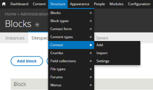 Integrating SiteSpect and Drupal - Blocks